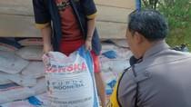 Polisi Tangkap Pelaku Distribusi Ilegal 8 Ton Pupuk Bersubsidi di Payakumbuh