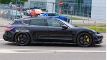Porsche Taycan Cross Turismo Listrik Mulai Unjuk Diri