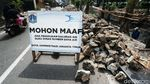 Potret Perbaikan Turap di Utan Kayu Selatan
