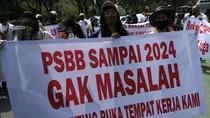 Potret Tuntutan Pekerja Hiburan Malam ke Anies Baswedan