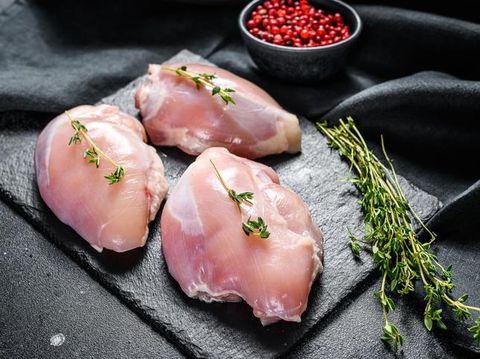Steak Ayam ala Restoran