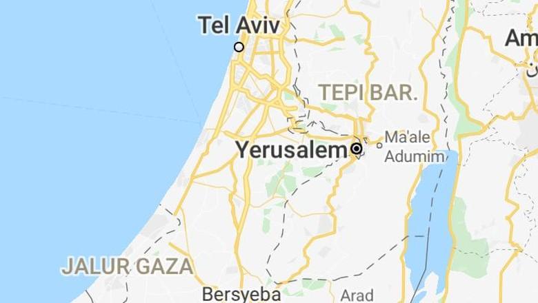 Tangkapan layar Google Maps