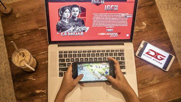 Melalui Indonesia Games Championship (IGC) yang digelar oleh Dunia Games, Telkomsel berkomitmen untuk memajukan industri mobile gaming Tanah Air.
