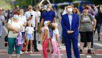 Rumania Rayakan Hari Penerbangan di Tengah Pandemi