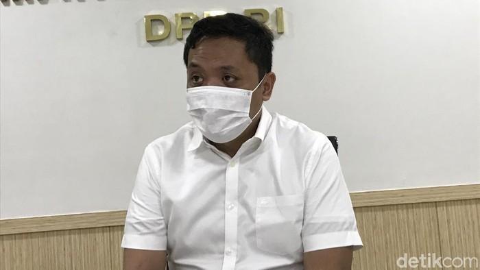 Wakil Ketua MKD DPR, Habiburokhman.