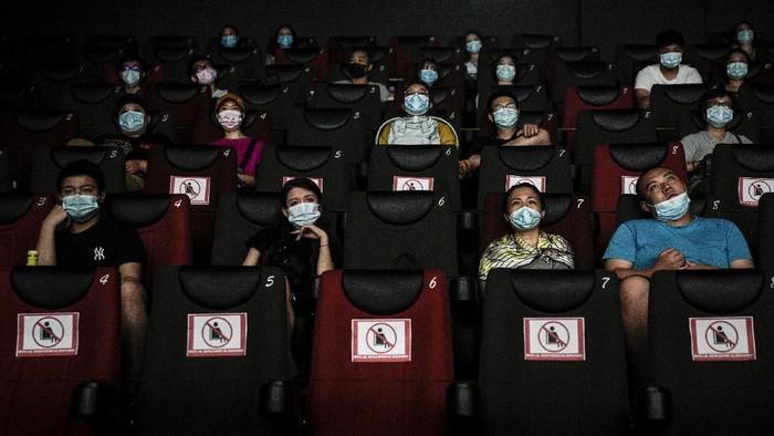 Sejumlah bioskop di Wuhan, China, sudah kembali dibuka. Pembukaan tersebut dilakukan sejak, Senin (20/7) lalu.