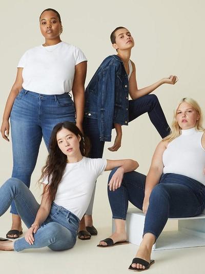 Warp + Weft, brand jeans yang menggunakan teknologi Viroblock.