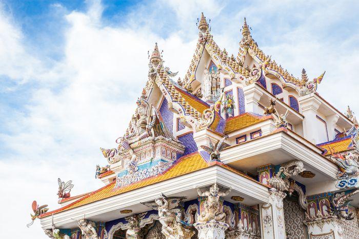 Wat Pariwat Thailand