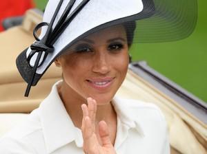 Meghan Markle Ngomong Politik, Gelar Duchess Terancam Dicopot