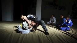 Bela Diri Jiu Jitsu Untuk Pertahanan Para Wanita Afghanistan