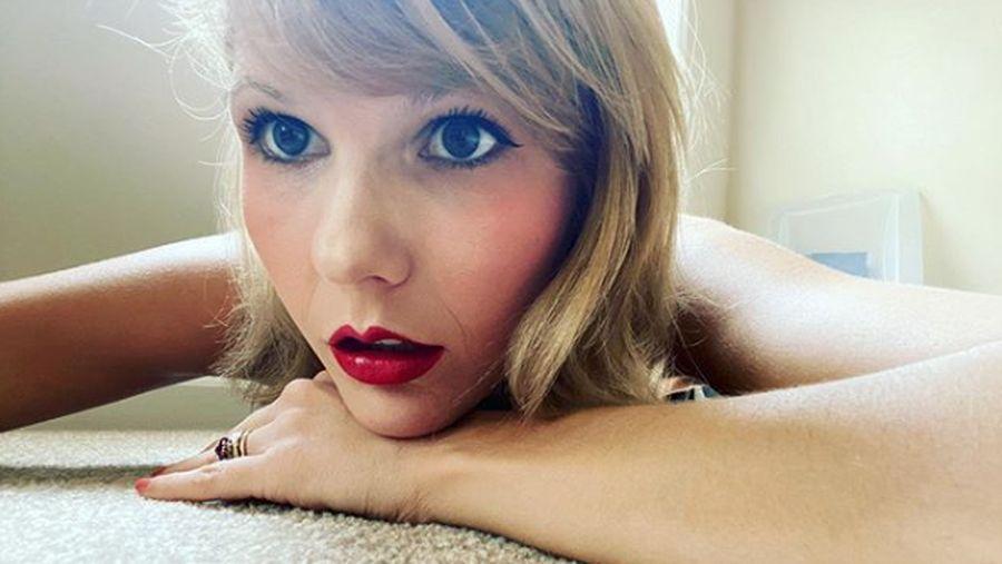 Ashley, wanita yang disebut mirip Taylor Swift