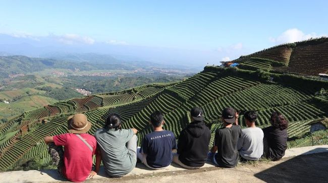 Bangkit Perlahan, Tingkat Kunjungan Wisatawan di Majalengka Mulai Naik