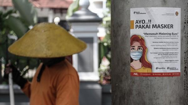 Selaras dengan itu, mewajibkan wisatawan untuk selalu menggunakan masker dan pelindung wajah serta menjaga jarak antar pengunjung seiring dengan program Kementerian Pariwisata dan Ekonomi Kreatif (Kemenparekraf) yakni Cleanliness, Health and Safety.
