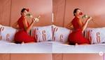 Disebut Cocok, Ini Potret Kebersamaan Marion Jola dan Gitarisnya