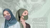 8 Online Shop yang Jual Hijab dan Masker Matching, Buat #OOTD New Normal