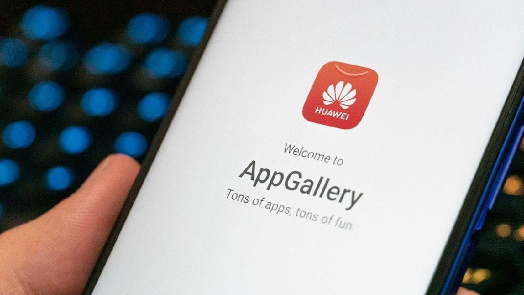 Aplikasi di Huawei AppGallery Semakin Kaya, Ini Daftarnya