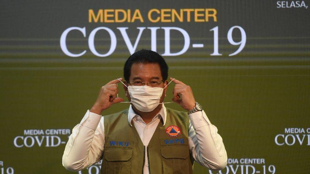 Jumlah Testing COVID-19 Per November Meningkat 90,64% dari Target WHO
