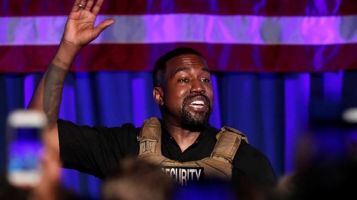 Kanye West gelar kampanye tak biasa pemilihan presiden AS: Penggemar pertanyakan aksinya, dari aborsi hingga menangis, bagian strategi promosi?