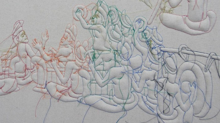 Karya Seni Made Wiguna Valasara di ajang Sovereign Asian Art Prize 2020