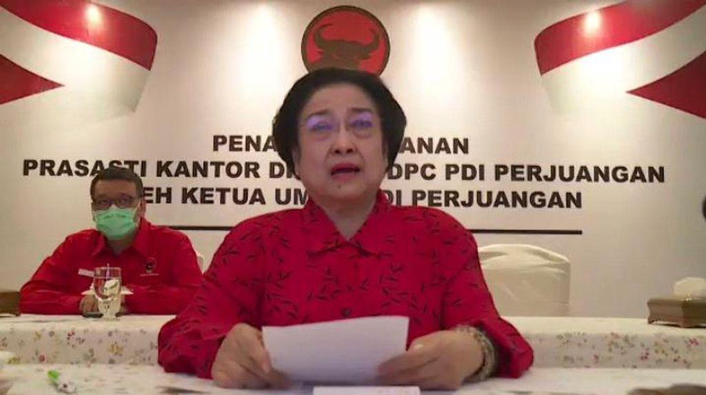 Megawati: Kenapa Rakyat Sumbar Belum Suka PDIP?