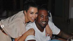 Hiks.. Kim Kardashian Kenang Momen Nikah dengan Kanye West di Tengah Isu Cerai