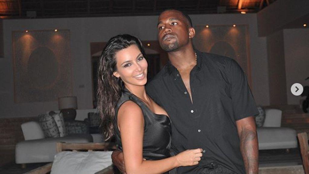 Kanye West Ingin Cerai Dari Kim Kardashian