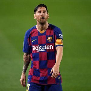 Barcelona Belum Merdeka dari Lionel Messi