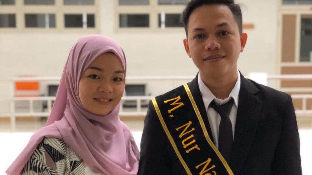 So Sweet! Mahasiswa UIN Yogya Ini Menikah di Hari Wisuda