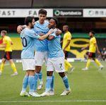 City di Atas MU dalam Daftar Gaji Pemain Tertinggi Klub Inggris