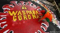 Update Corona Indonesia 20 September: Tambah 3.989, Positif 244.676