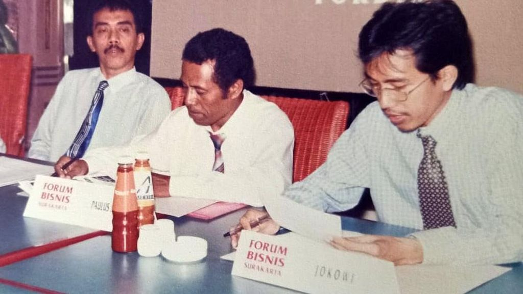 Nostalgia Foto Jadul Jokowi & Sri Mulyani, SP Pertamina Gugat Erick Thohir
