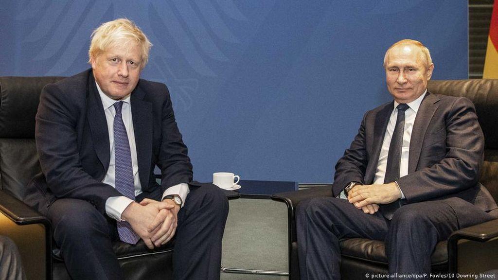 Inggris Disebut Tak Serius Selidiki Laporan Dugaan Intervensi Rusia