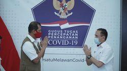 Menjaga Konsistensi dan Komitmen Penanganan Covid-19