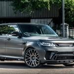 Range Rover SVR Tampil Klimis dan Mewah, Dijual Rp 2,2 M