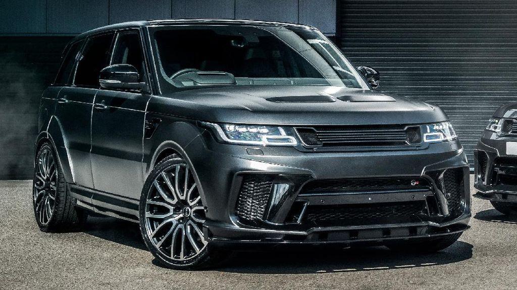Klimis! Range Rover SVR Besutan Kahn Dijual Rp 2,2 Miliar, Tertarik?