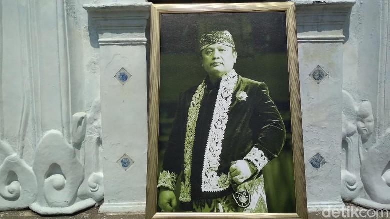 Sultan sepuh cirebon PRA Arief wafat