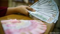 Rupiah Tertekan, Dolar AS Menguat ke Level Rp 14.900