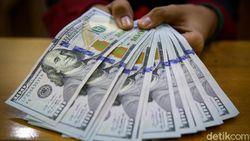 Dolar AS Melemah Tipis ke Rp 14.616