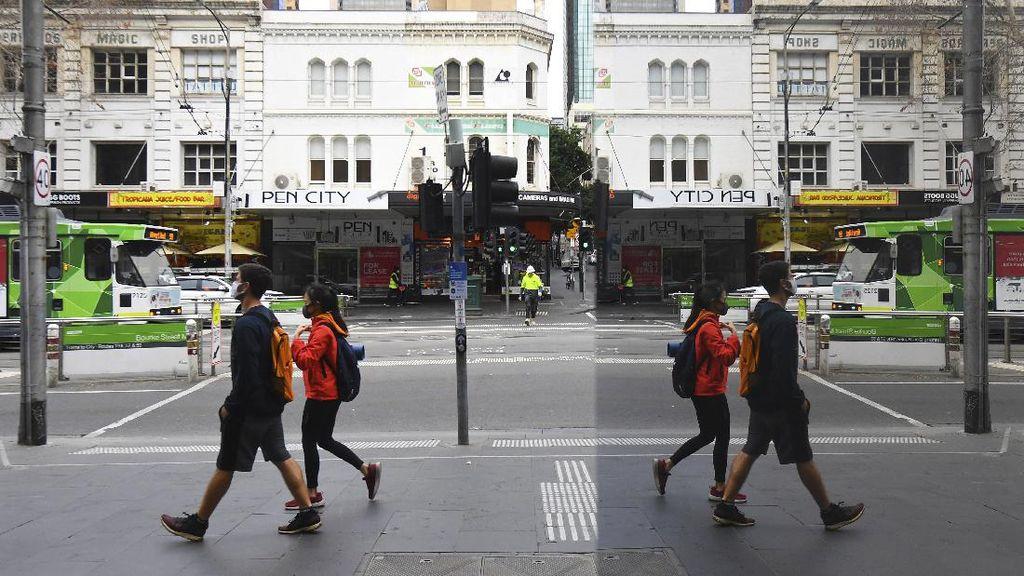 Kasus Corona Makin Parah, Melbourne Masuk Pembatasan Tahap 4