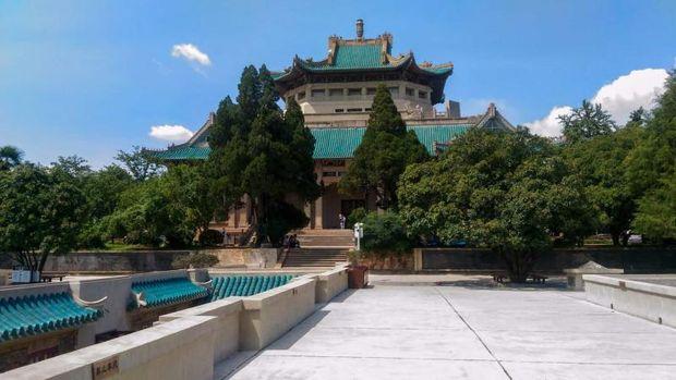 Wuhan di China