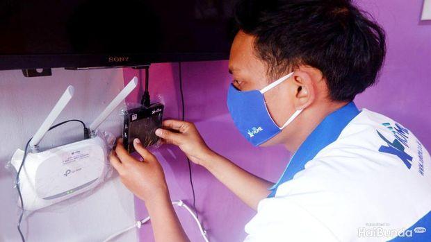 XL Axiata memperluas jangkauan layanan internet rumah miliknya, XL Home, ke sejumlah kota besar di Jawa Timur.