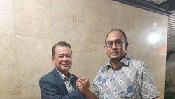 Pulkam, Andre Sosialisasikan Nasrul Abit Sebagai Cagub Sumbar di Pessel