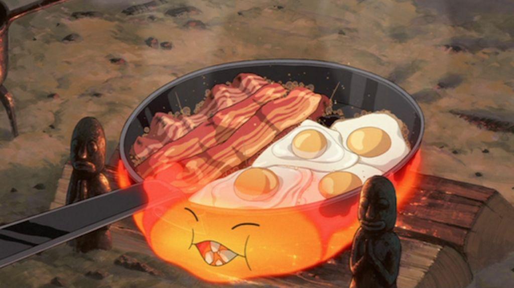10 Foto Makanan Animasi Paling Ikonik Dari Studio Ghibli