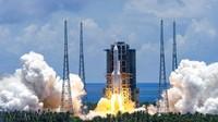 China luncurkan misi perjalanan ke Mars hari ini, Kamis (23/7/2020). Peluncuran ini dilakukan hanya beberapa setelah UEA luncurkan misi Hope menuju Planet Merah