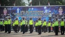 1.763 Pelanggar Ditilang di Hari Pertama Operasi Patuh di Jakarta