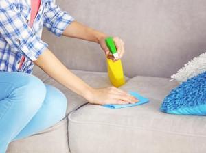 4 Langkah Mudah Bersihkan Noda di Sofa dengan Lemon & Baking Soda