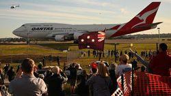 Selamat Jalan Si Ratu Langit Boeing 747 Qantas, Kamu Tak Terlupakan