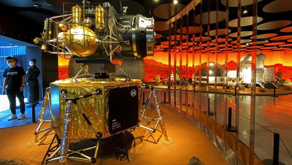 Mengintip Teknologi China untuk Misi ke Mars