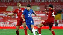 Chelsea Vs Liverpool Diprediksi Hujan Gol Lagi