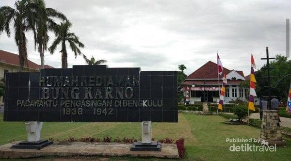 Destinasi di Bengkulu